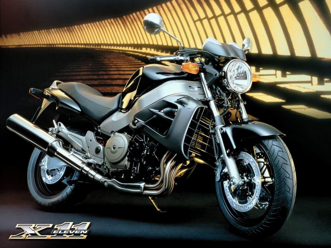 Honda X11 - motocykla używany