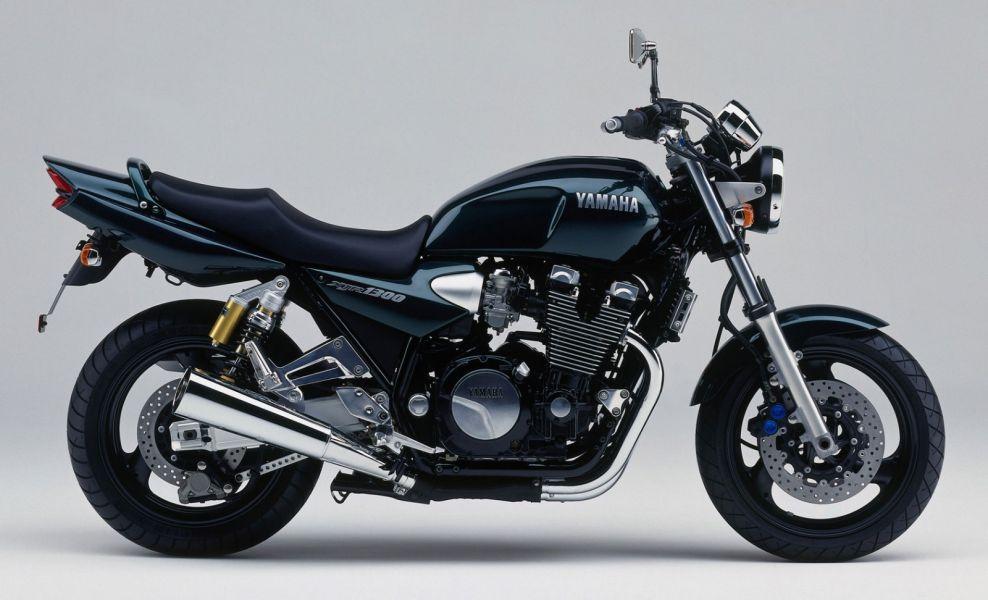 Yamaha XJR 1300. Blisko ideału