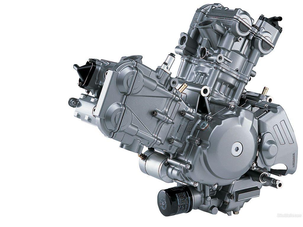 Silnik Suzuki V-Stroma