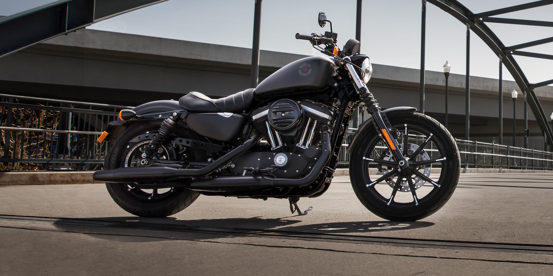 Harley-Davidson Sportster Motocykl dla niskich osób