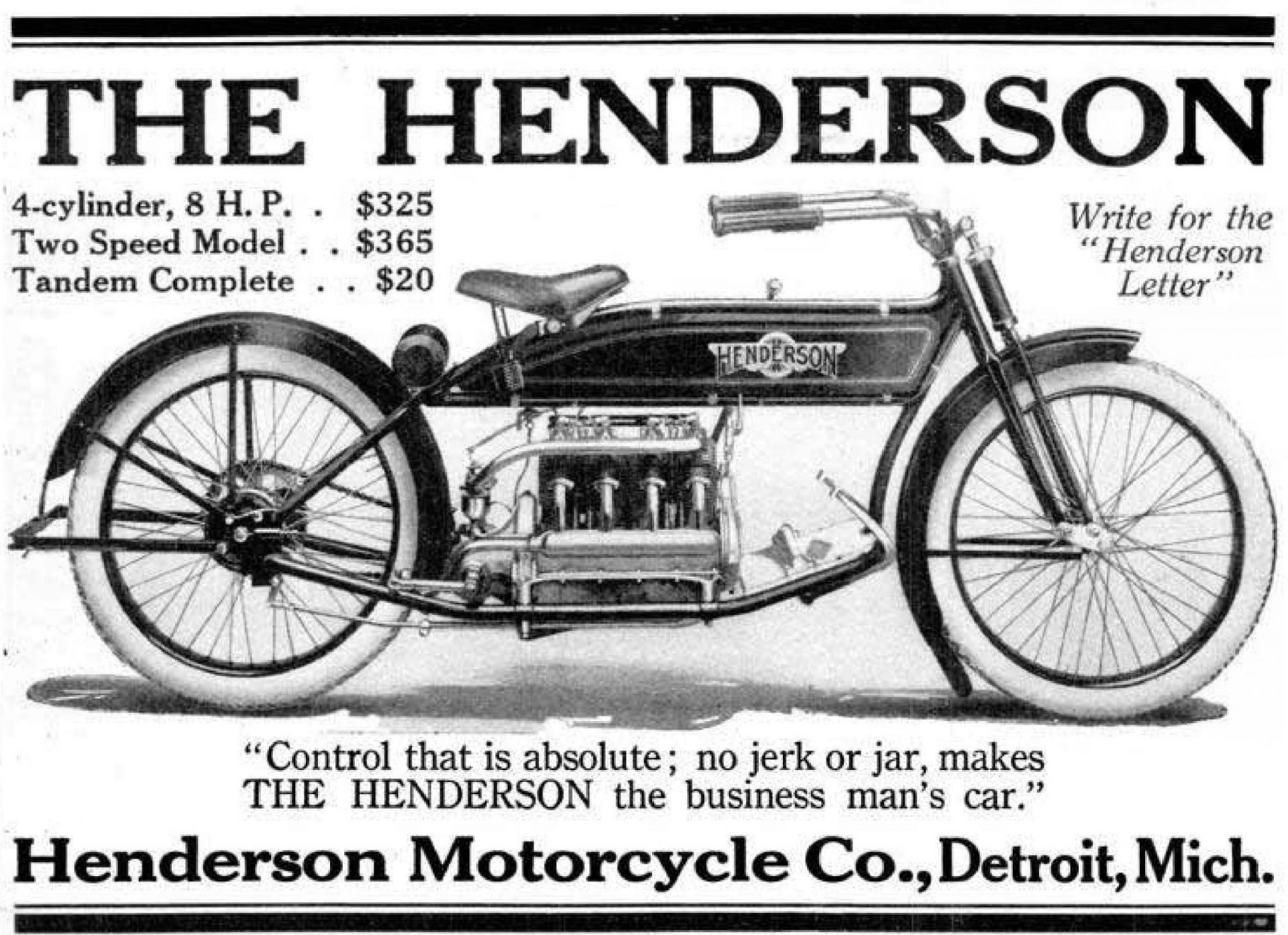 Henderson, 1914