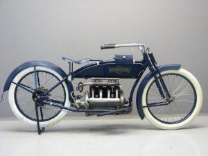 Henderson - pierwszy czterocylindrowy motocykl