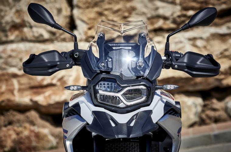 BMW_F 850 GS przód motocykla