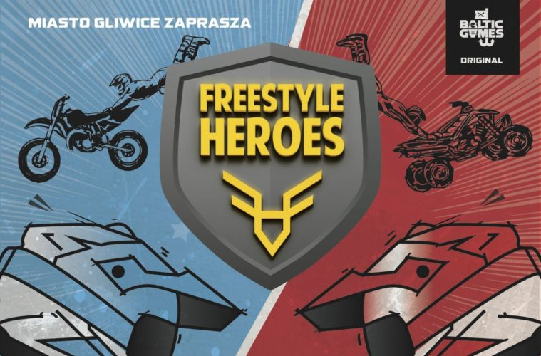FREESTYLE HEROES PLAKAT