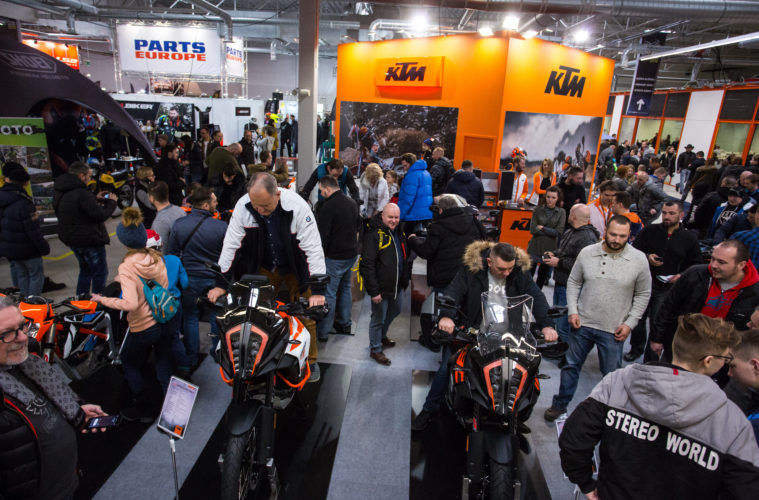 Warsaw Motorcycle Show 2019!