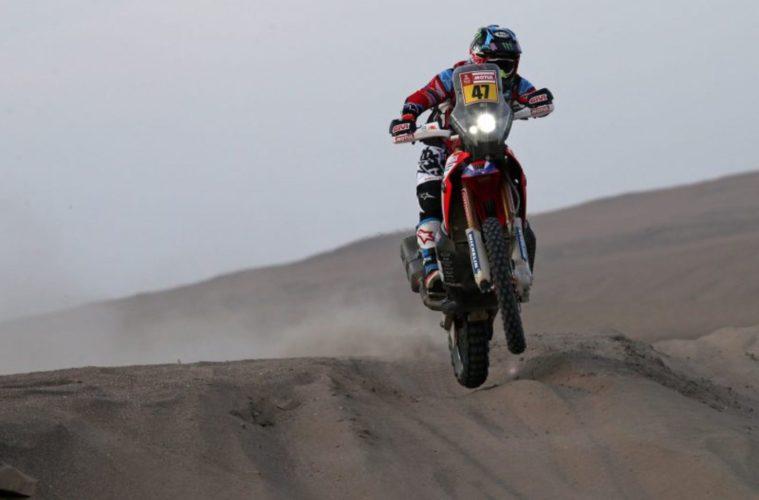 Dakar 2019 - etap I