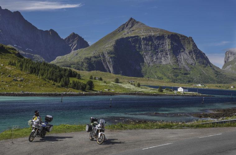 Motocyklem na Nordkapp - odcinek 6