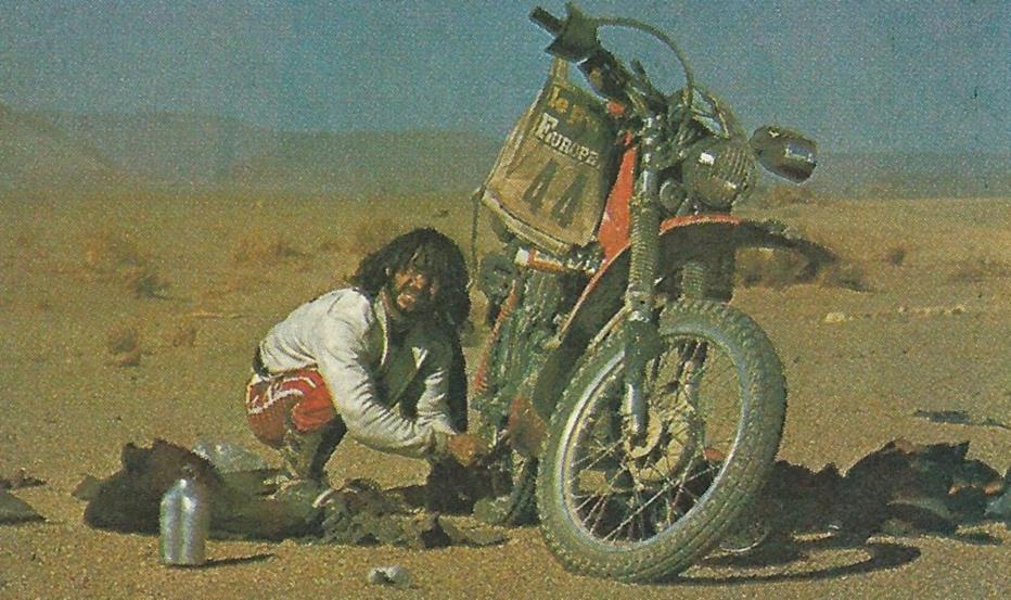 Historia rajdu Dakar