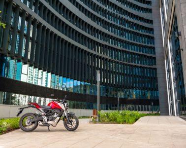 Honda CB 125R. Dobry początek