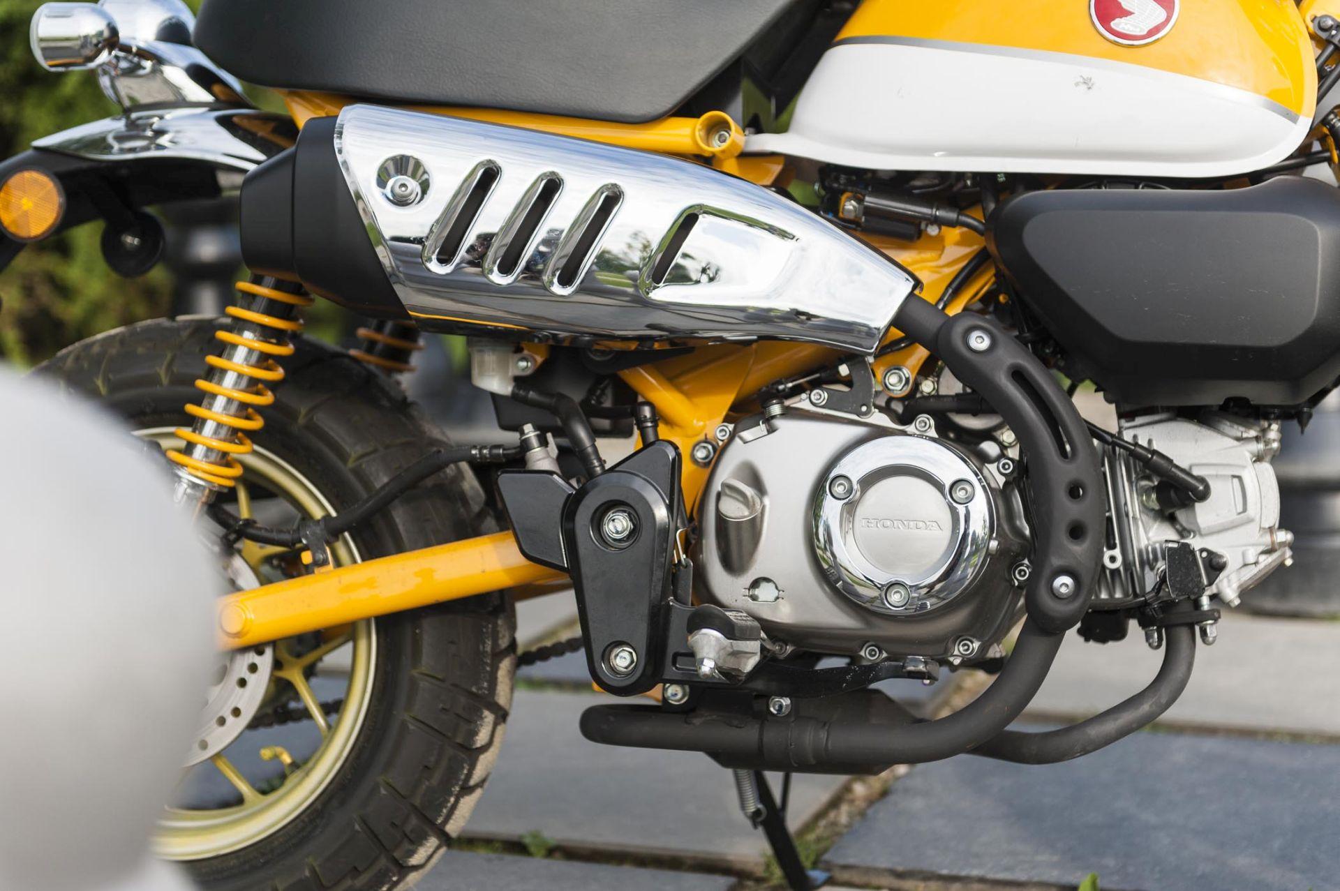 Honda Monkey 125 - Generator pozytywnych emocji