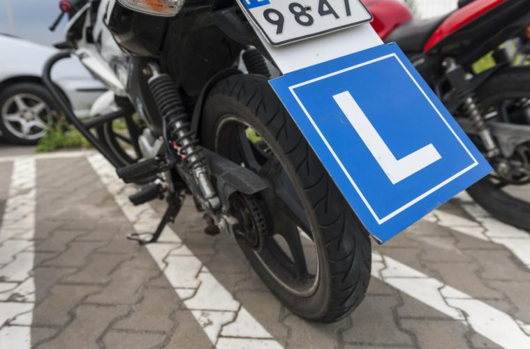 Motocyklowe prawo jazdy. Robimy na swoim