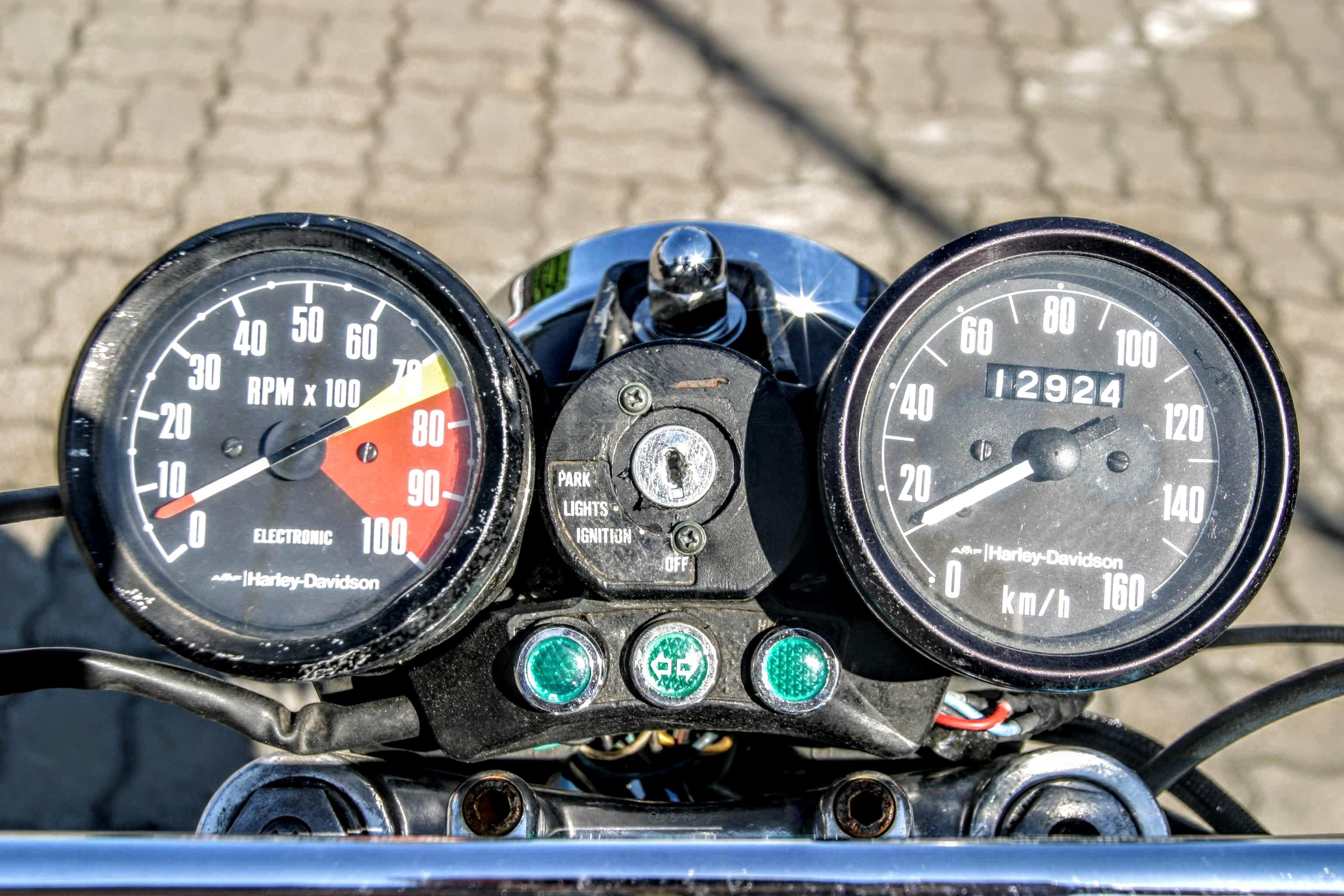 Harley-Davidson AMF. Inna twarz Harleya