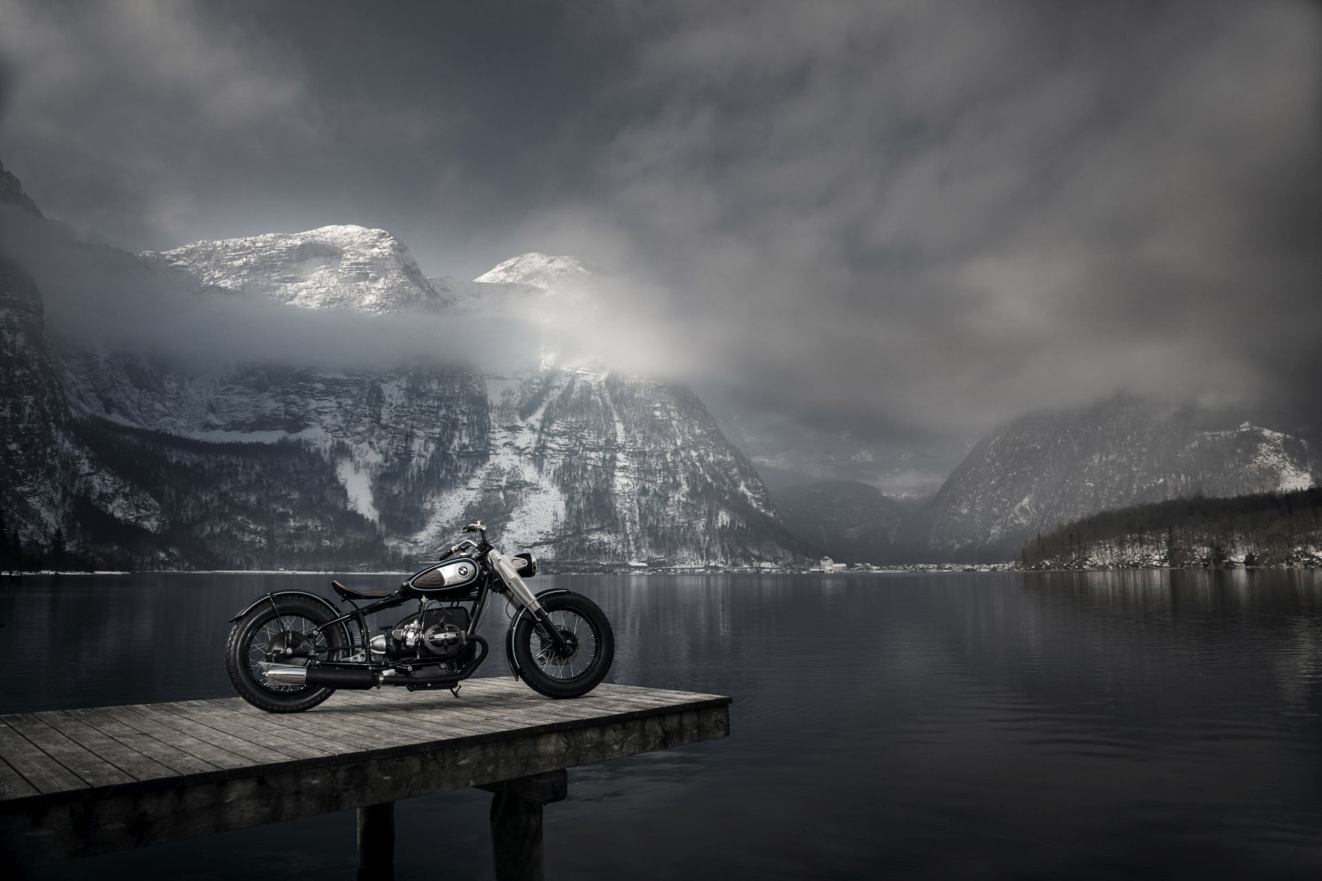 BMW R50/3 by Titan Motorcycles