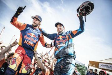 Toby Price zwycięża Dakar 2019