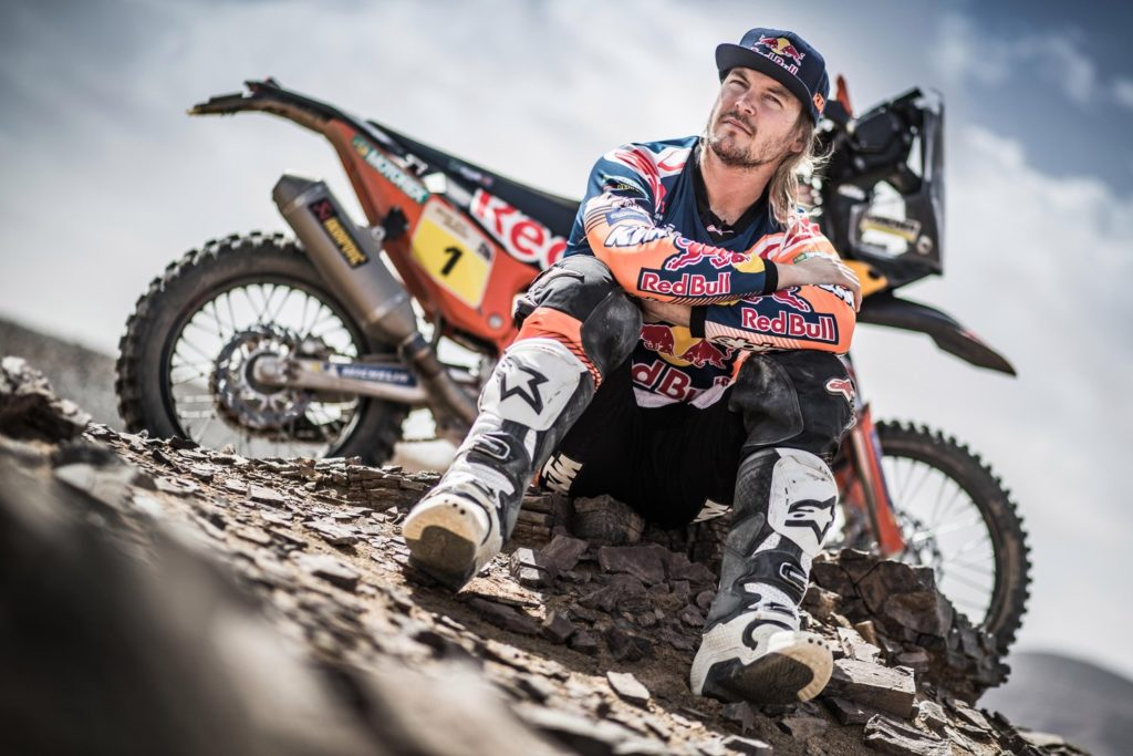 Toby Price (KTM) - Dakar Rally
