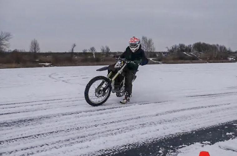 Flat Track na lodzie?