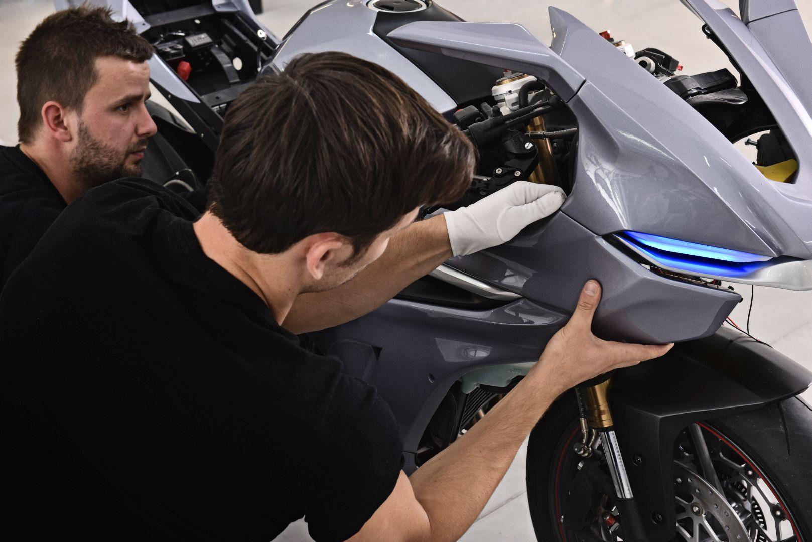 Personalizacja motocykla
