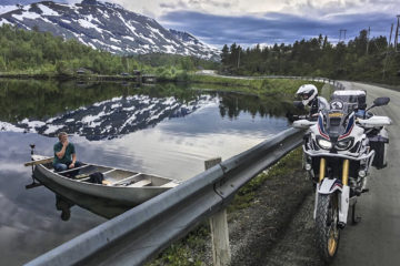 Motocyklem na Nordkapp - odcinek 7