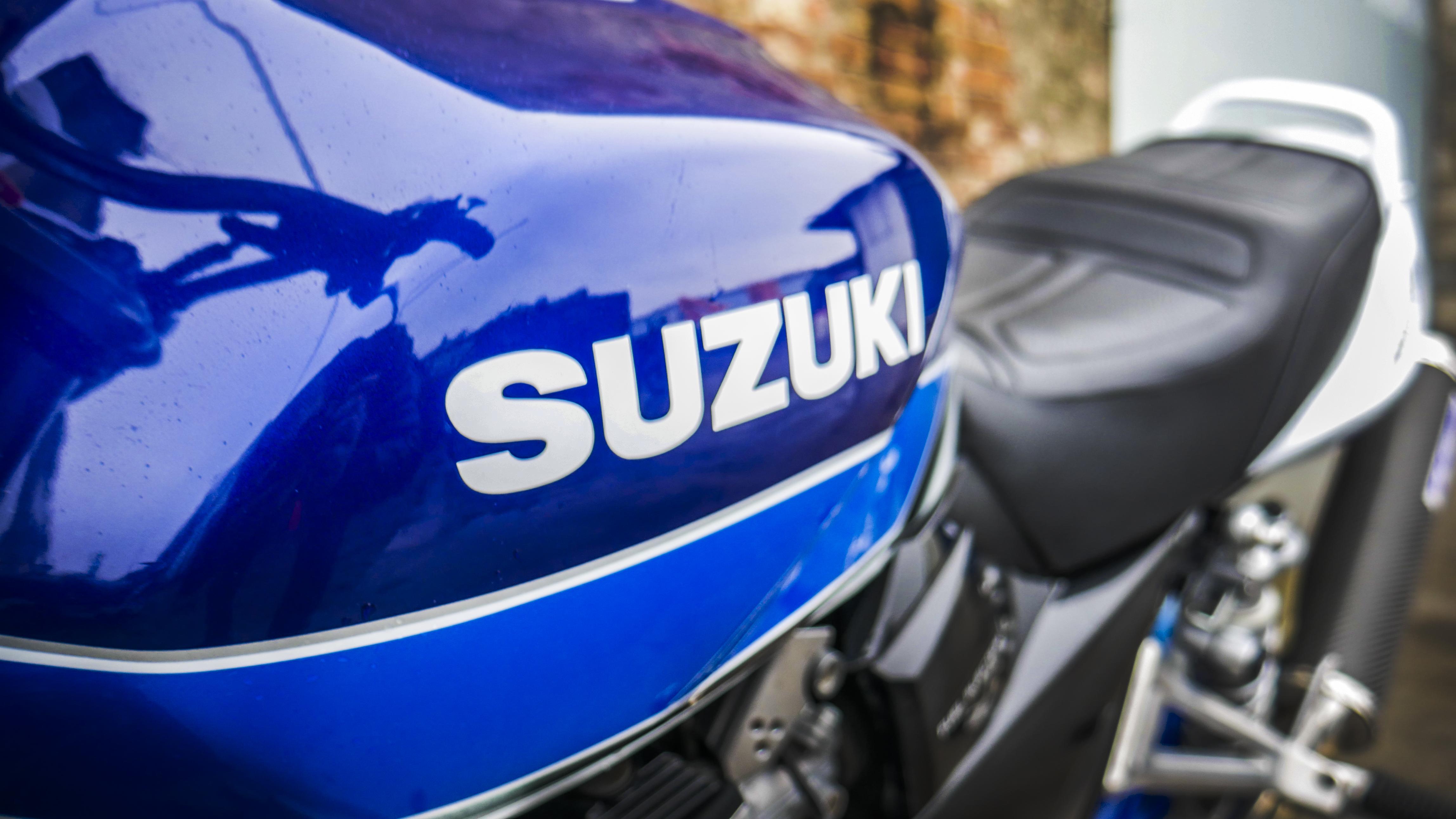 Suzuki GSX 1400 (2001-2008)