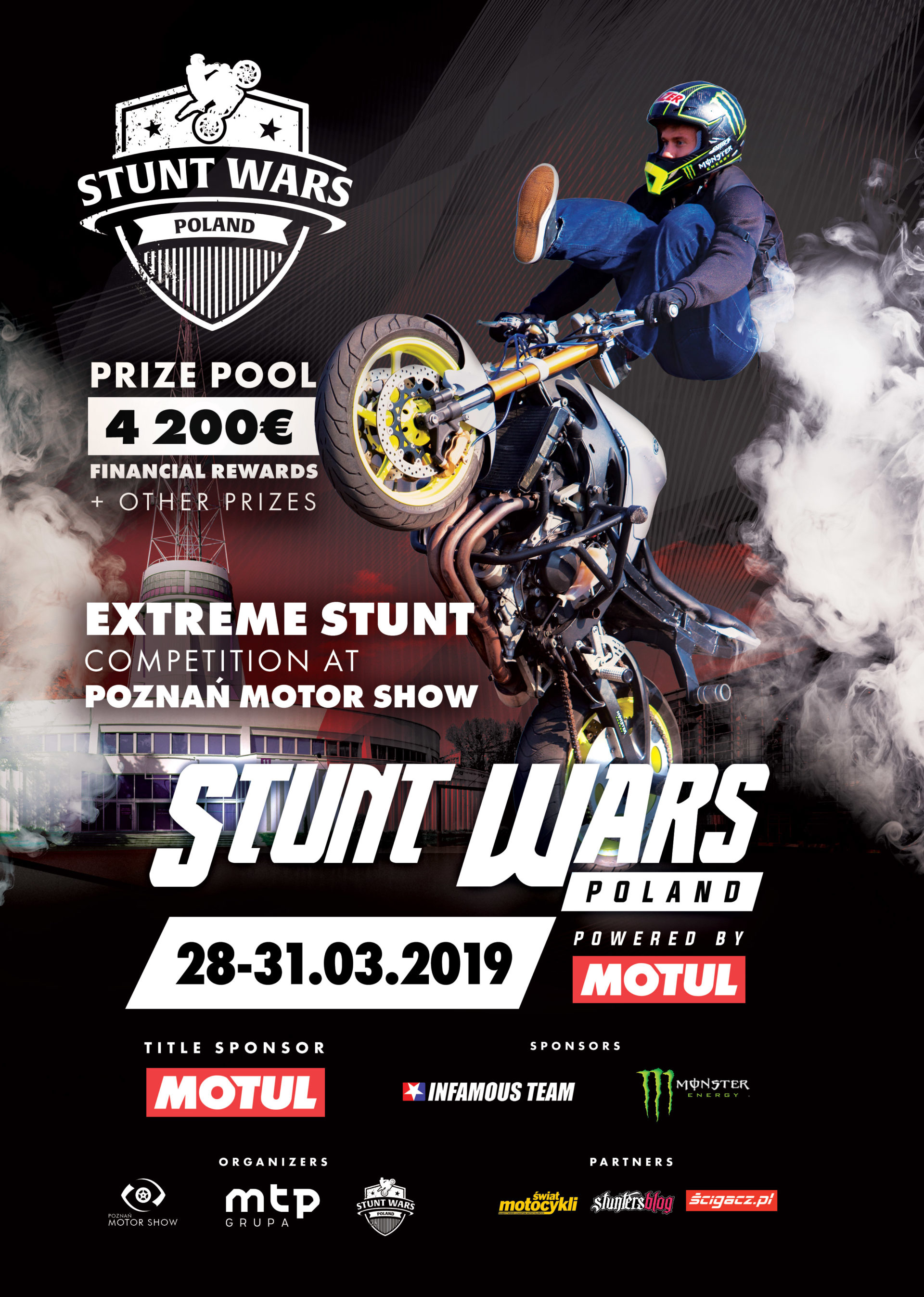 Stunt Wars Poland