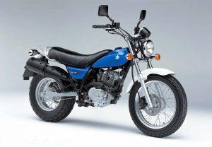 Suzuki-VanVan125 - idealny dla kobiety