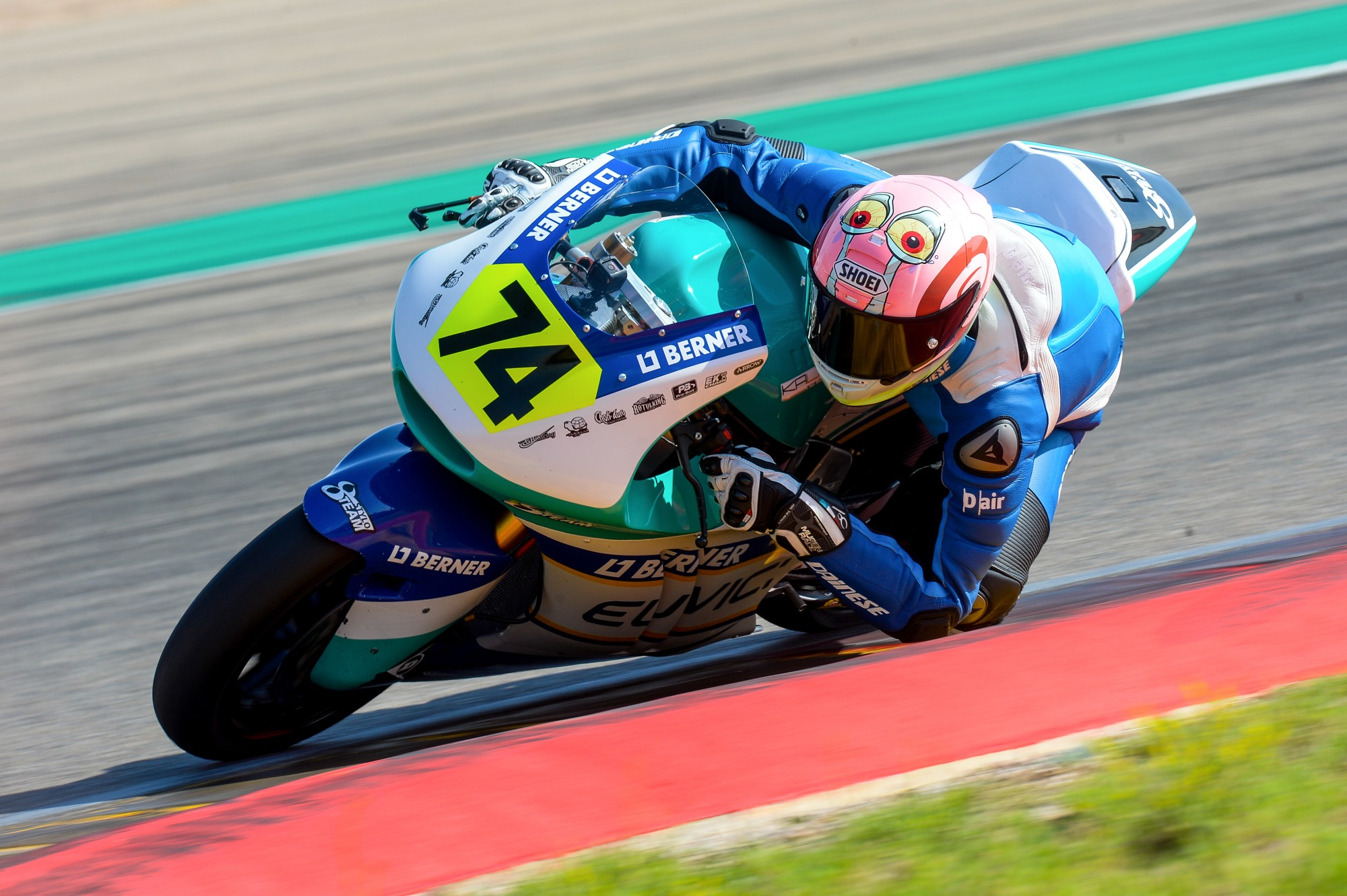 Piotr Biesiekirski ponownie w motocyklowych ME Moto2