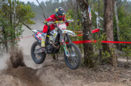 full gas enduro sprint