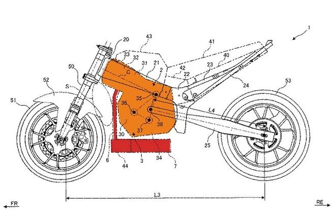 Suzuki - rysunek patentowy