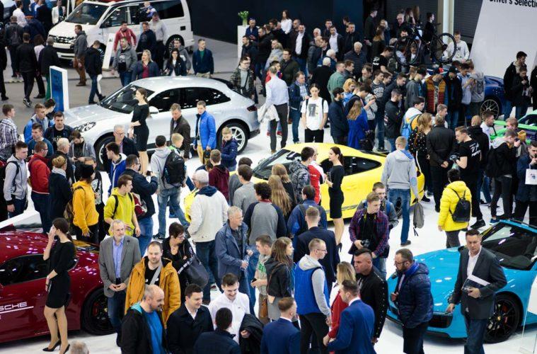 Czas na motoryzacyjne emocje – Poznań Motor Show rusza już w marcu