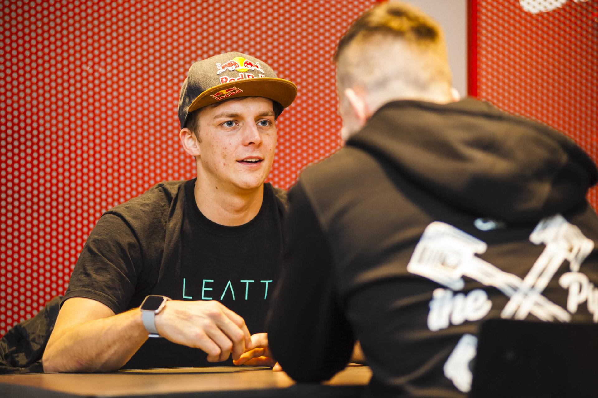 Jonny Walker wywiad Leatt