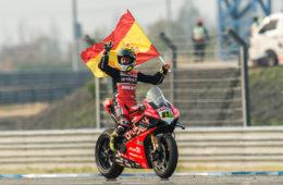 Bautista i Ducati wygrywają w WorldSBK Tajlandii!