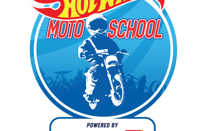 Hot Wheels Moto School