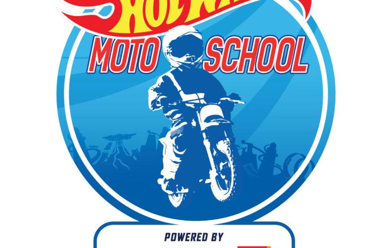 Hot Wheels Moto School