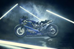 "Yamaha XSR 700 ""Sakura"""