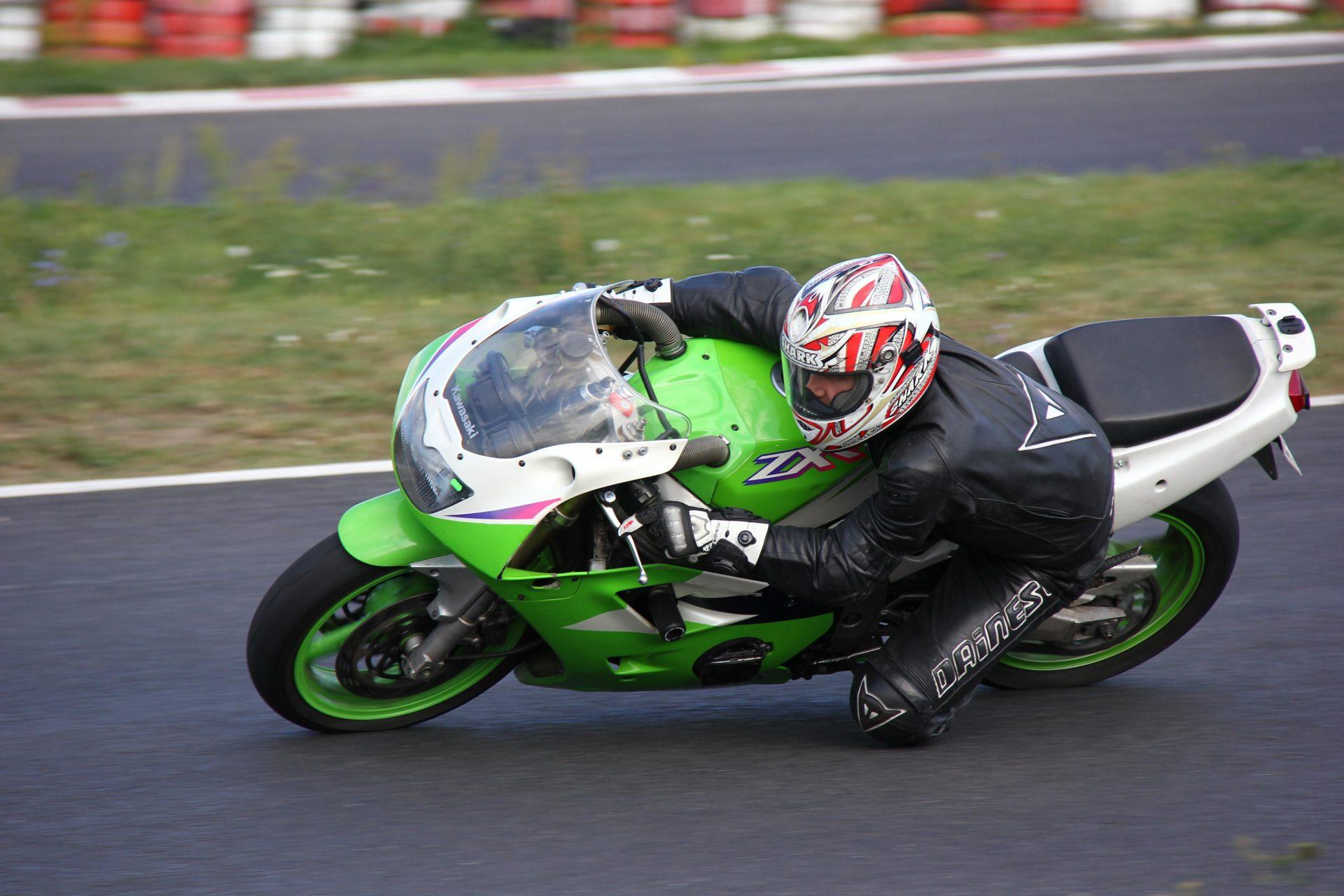 Kawsaki ZXR 400, motocykl używany