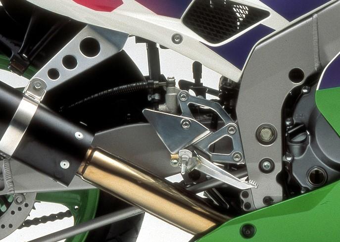 Kawsaki ZXR 400, motocykl używany sety