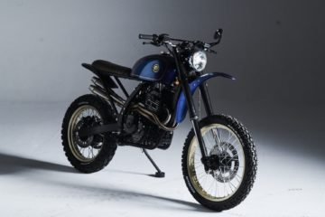 Honda NX 650 Dominator - Eastern Spirit Garage