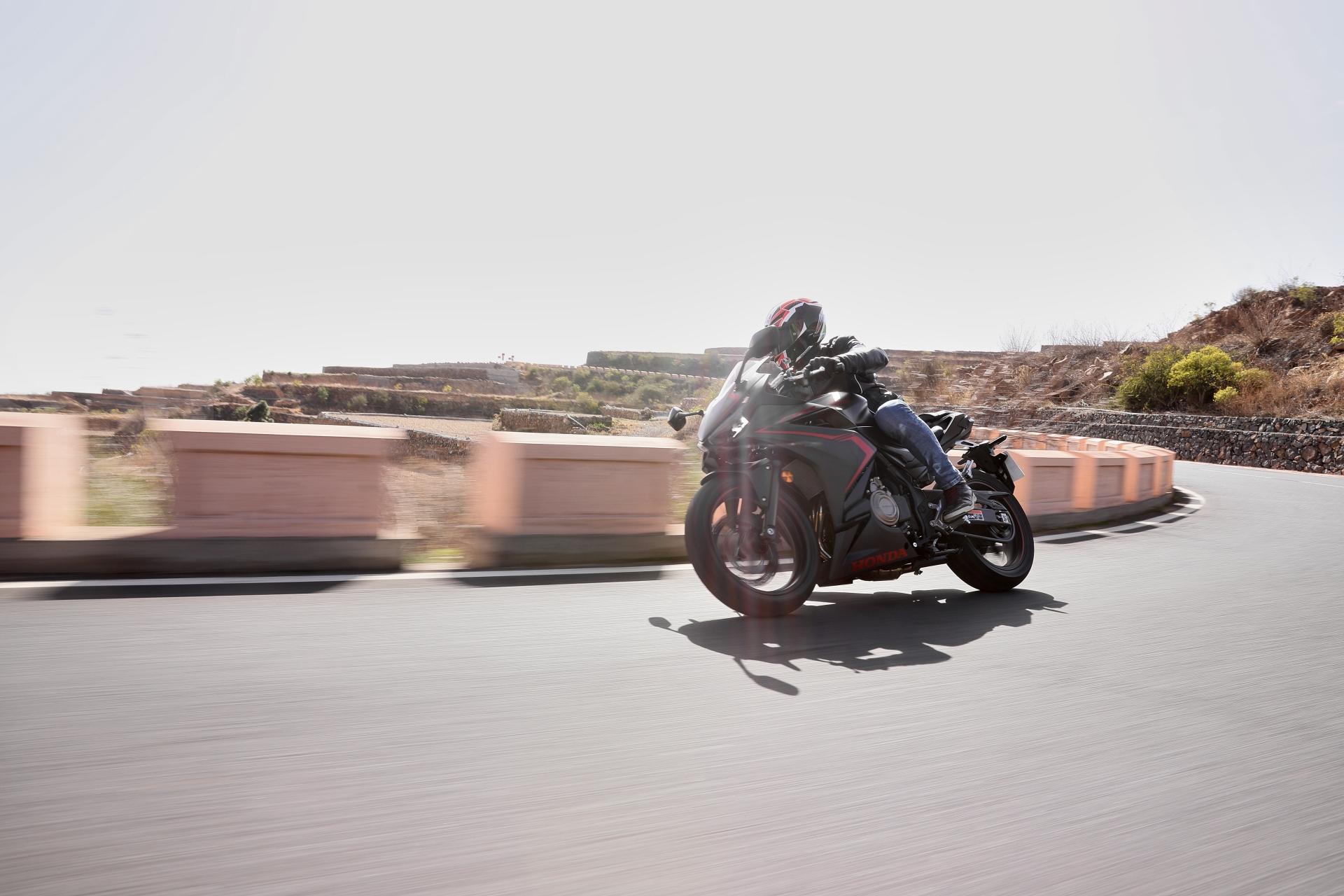 Recenzja Honda CB 500 / CB 500X / CBR 500R
