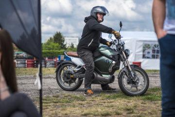 Stołeczna sobota z motocyklami