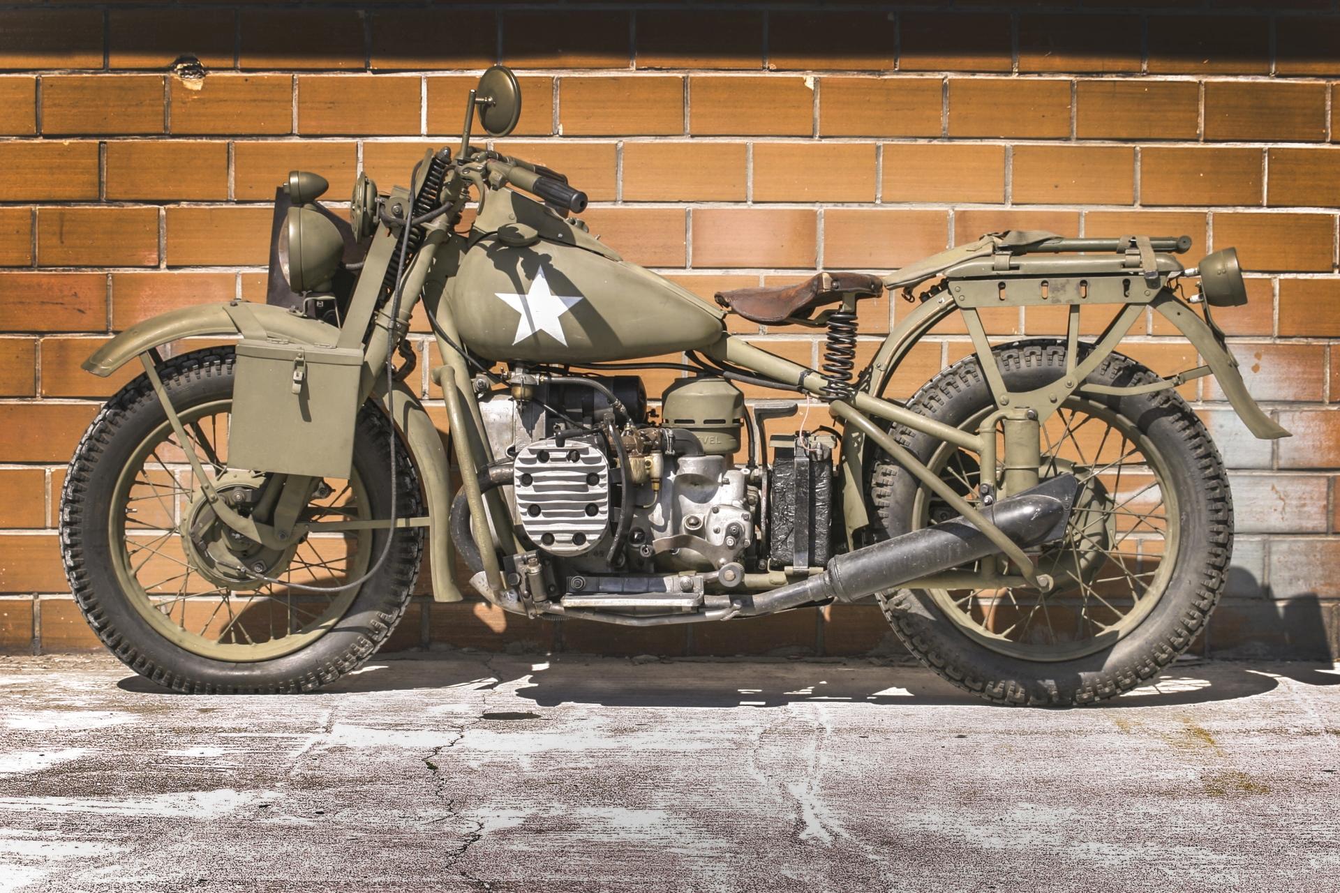 Harley-Davidson XA