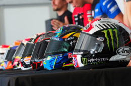 Kask MotoGP