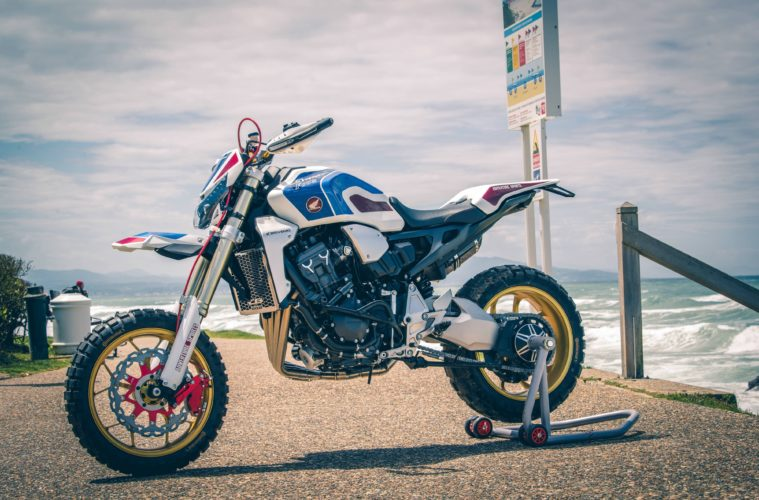 Africa Four CRF1000R