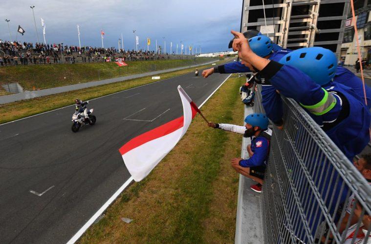Wojcik Racing Team 2 Marek Szkopek (POL) Kamil Krzemien (POL) Philipp Steinmayr (AUT) Yamaha YZF R1 Superstock 8h Oschersleben 2019 (Circuit Motorsport Arena) 06-09.06.2019 PSP / Mateusz Jagielski www.photoPSP.com