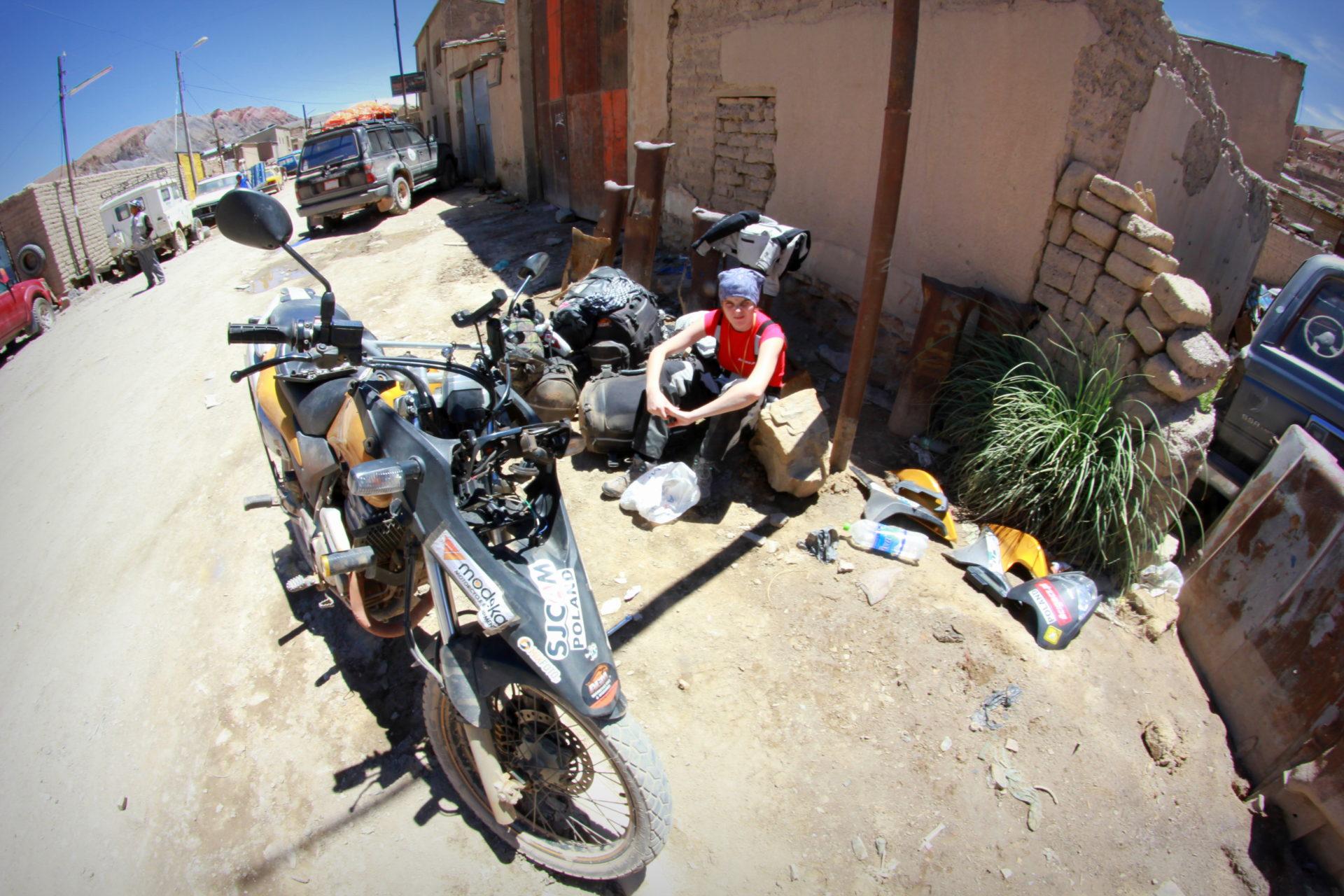 Boliwia Foto: Tobiasz Kukieła