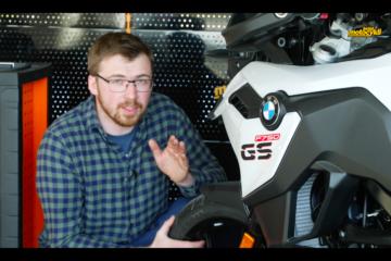 Richmann - Jak przygotować motocykl do podróży?