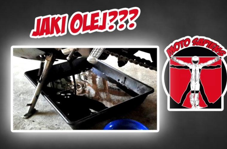 Jaki olej do motocykla?