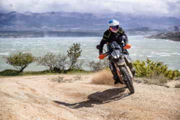 KTM 790 Adventure - testy, Tobiasz Kukieła