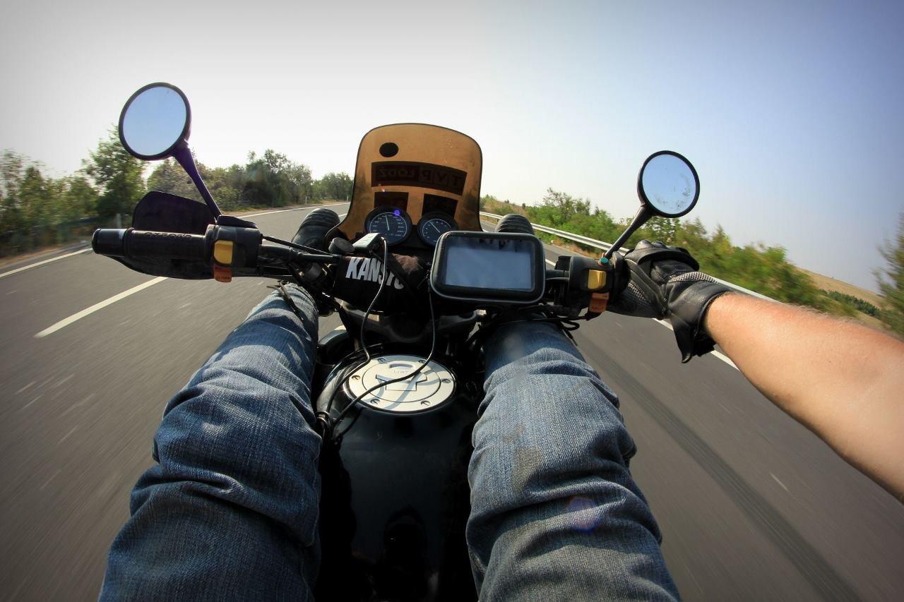 Chorwacja na motorze