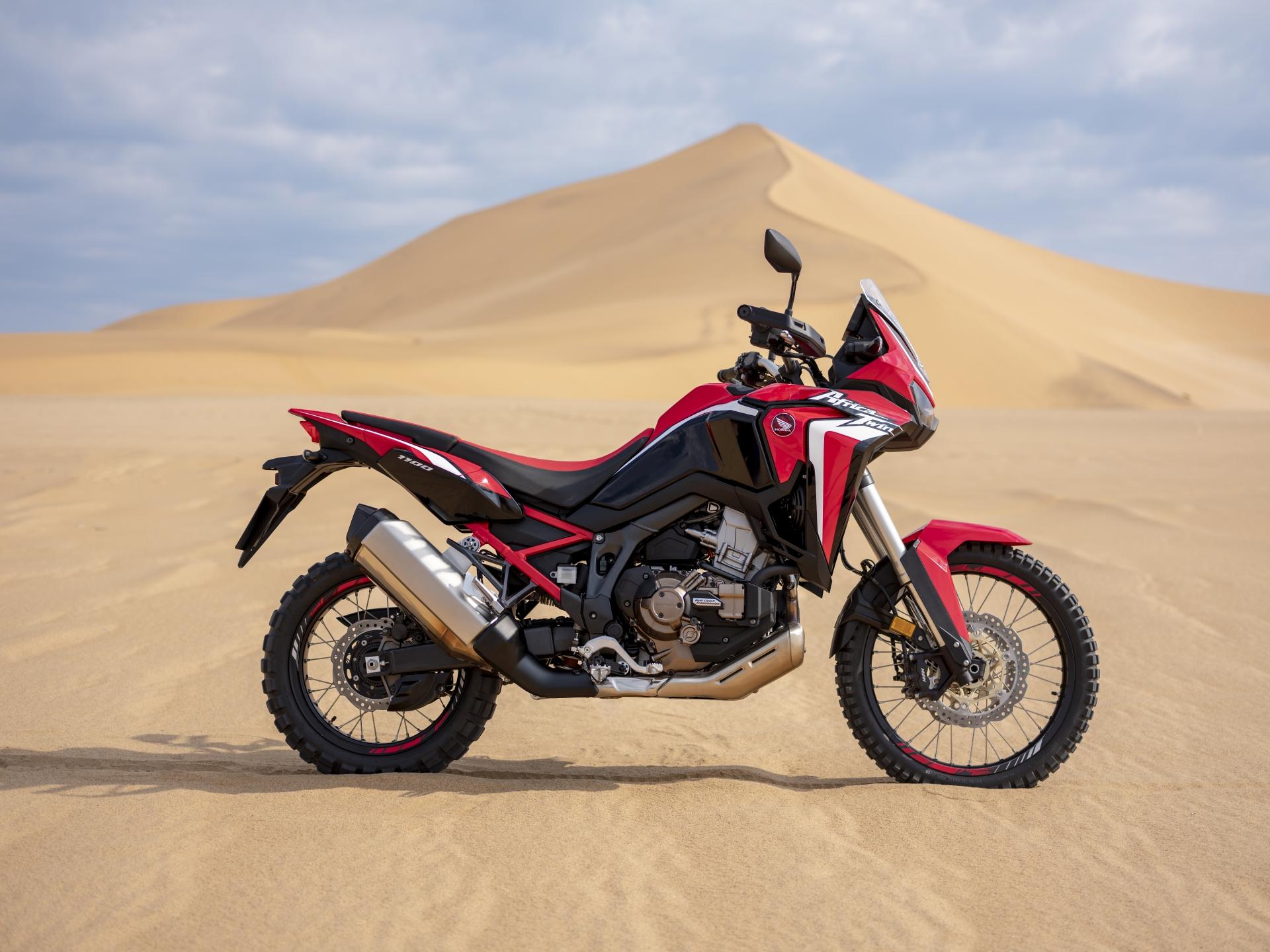Honda CRF 1100L AfricaTwin