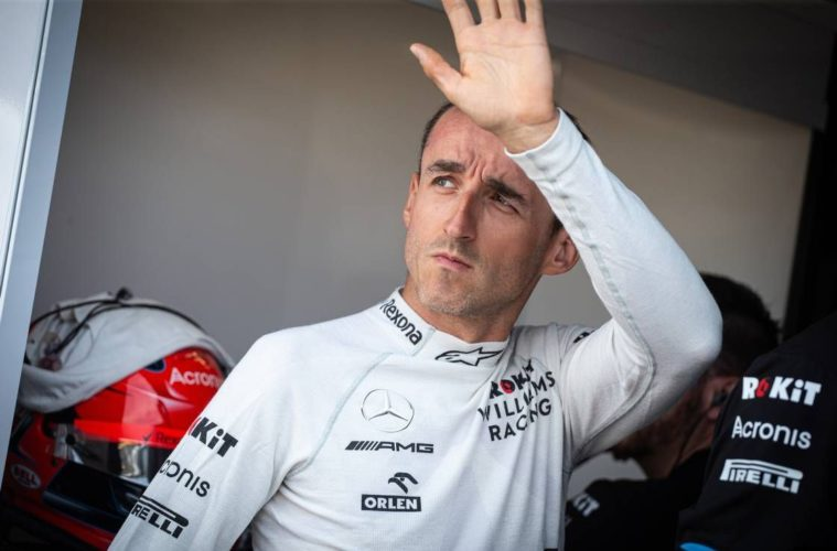 Robert Kubica (POL) Williams Racing. French Grand Prix, Friday 21st June 2019. Paul Ricard, France.